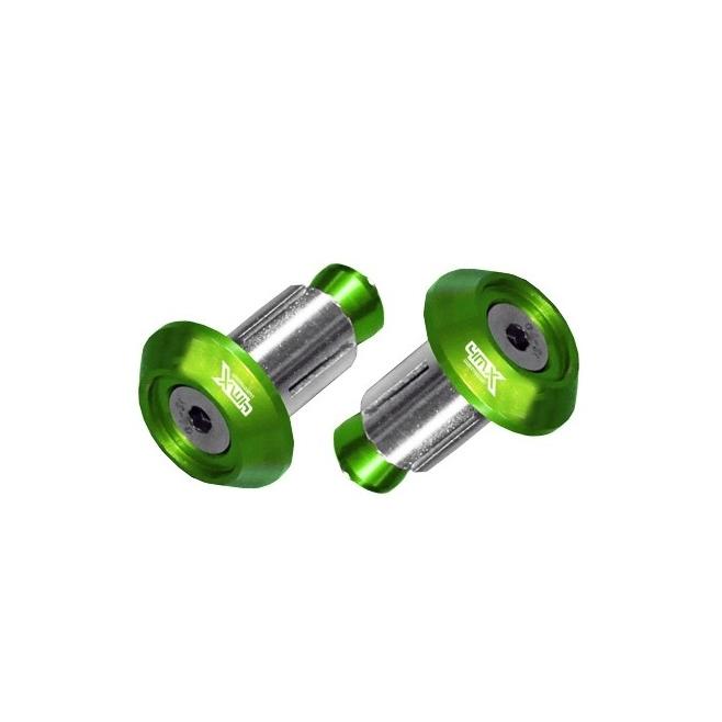 Tope de manillar 4MX Verde
