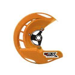 Protector de Disco de Freno Delantero 4MX KTM 03-15 Naranja