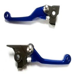 Kit Manetas 4MX Yamaha YZF 250/450 09-15 Azul
