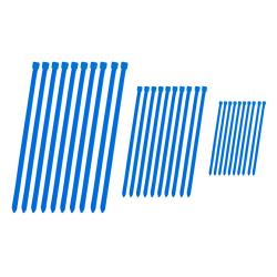 Juego Bridas 4MX Azul