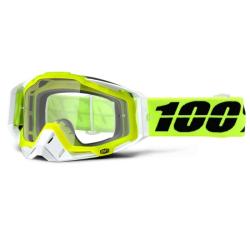 Gafas 100% Racecraft SolarTransparente