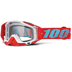 Gafas 100% Racecraft KeplerTransparente