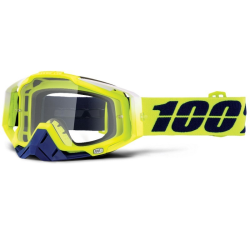 Gafas 100% Racecraft Takana Transparente