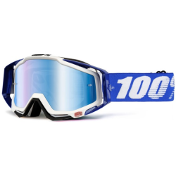 Gafas 100% Racecraft Cobalt blue mirror