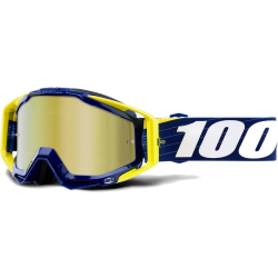 Gafas 100% Racecraft Bibal/Navy Mirror
