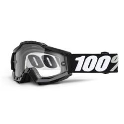 Gafas 100% Accuri Tornado Doble Cristal