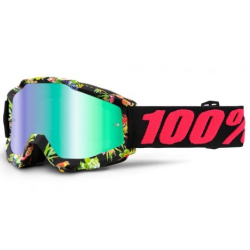 Gafas 100% Accuri Chapter 11 Mirror Green