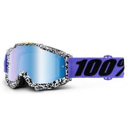 Gafas 100% Accuri Brentwood Mirror Blue