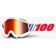 Gafas 100% Accuri AF066 Mirror Red Lens
