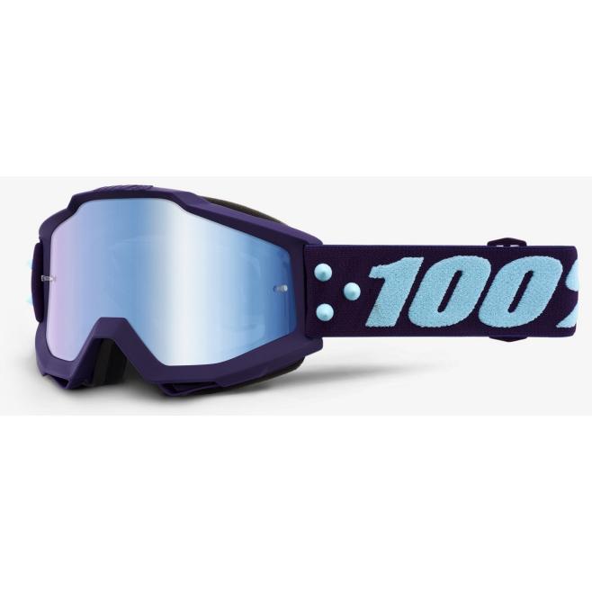 Gafas 100% Accuri Maneuver Mirror Blue Lens