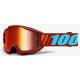 Gafas 100% Accuri Dauphine Mirror Red Lens