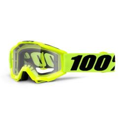 Gafas Infantiles 100% Accuri Flúor Yellow
