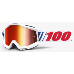 Gafas Infantiles 100% Accuri AF066 Mirror Red Lens