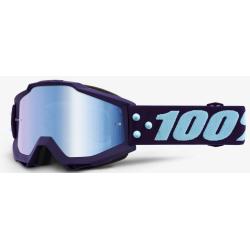 Gafas Infantiles 100% Accuri Maneuver Mirror Blue Lens