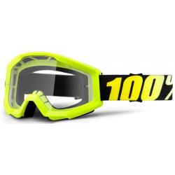 Gafas 100% Strata Neón Yellow