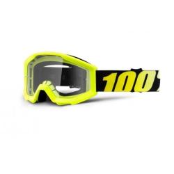 Gafas Infantiles 100% Strata Neon Yellow