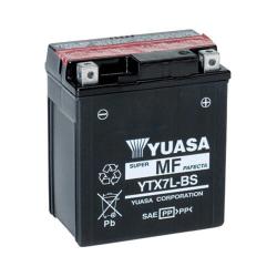 Batería Sin Mantenimiento Yuasa YTX7L-BS