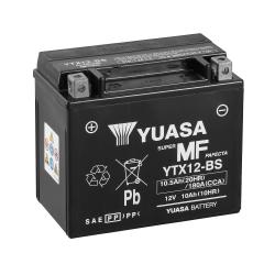 Batería Sin Mantenimiento Yuasa YTX12-BS