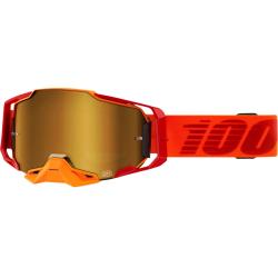Gafas 100% Armega Litkit Gold Mirror