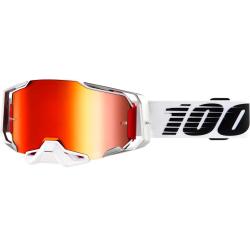 Gafas 100% Armega Lightsaber Red Mirror