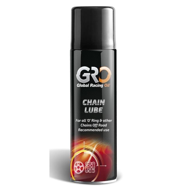 Grasa Spray de Cadenas GRO Chain Lube...
