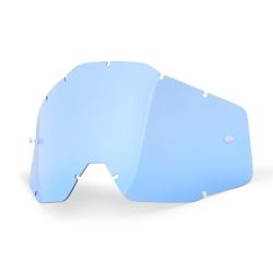 Cristal 100% Racecraft/Accuri/Strata antivao Azul