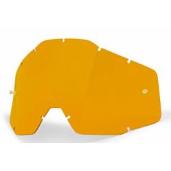 Cristal 100% Racecraft/Accuri/Strata antivao Naranja