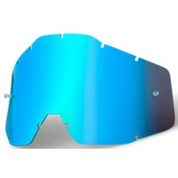 Cristal 100% Racecraft/Accuri/Strata Espejo Azul