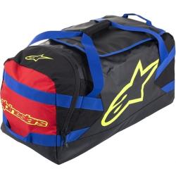 Bolsa Alpinestars Goanna Negro/Azul/Rojo/Amarillo Flúor