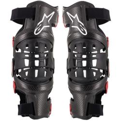Set Rodilleras Alpinestars Bionic-10 Carbon