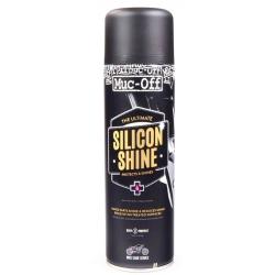 Abrillantador Protector Muc-Off Silicone Shine Spray 500 ml