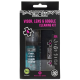 Kit Limpiador antibacteriano lentes y cascos Muc-Off Helmet & Visor Cleaner Spray 35ml + paño + bols