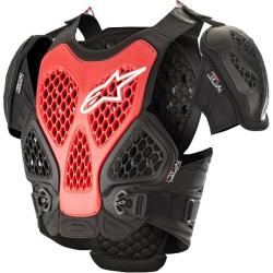 Peto Alpinestars Bionic Negro/Rojo