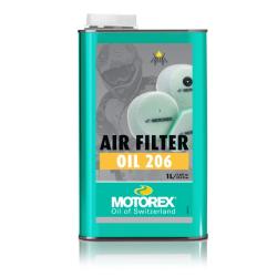 Aceite Motorex Air Filter Oil 206 1L