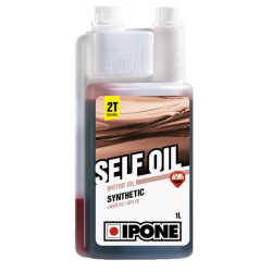 Aceite Ipone Synthetic Self Oil 2T Fresa 1L