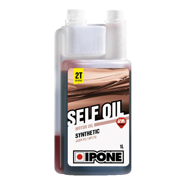 Aceite Ipone Synthetic Self Oil 2T...