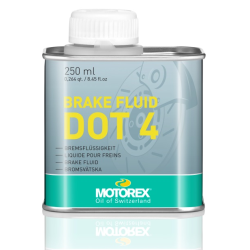 Líquido Frenos Motorex DOT 4 1L