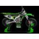 Moto Pad Plegable Polisport Amarillo