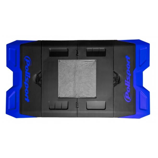 Moto Pad Plegable Polisport Azul