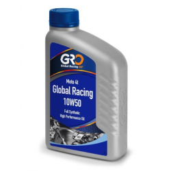 Aceite 4T 100 Sintético GRO Global Racing 10W50 1 litro