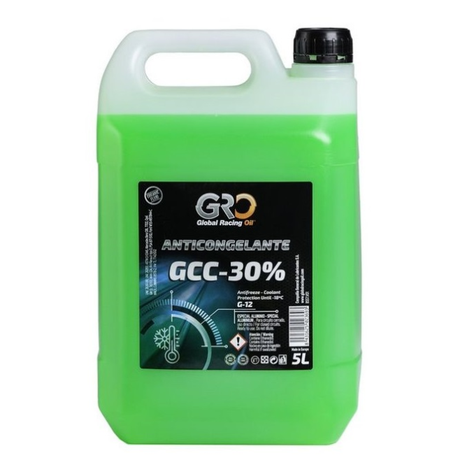 Anticongelante GRO Long Time 30% 5...