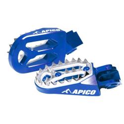 Estriberas Apico Pro-bite KTM EXC 17-18 EXC-F 17-19 SX/SX-F 16-19 Husqvarna TE/FE 17-19 TC/FC 16-19 Azul