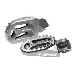 Estriberas Apico Pro-bite Kawasaki KX 65/85 01-17 Titanio