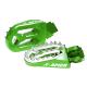Estriberas Apico Pro-bite Kawasaki KX 250 F 06-17 KX 450 F 07-17 Verde