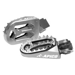 Estriberas Apico Pro-bite Suzuki RMZ 250/450 10-19 Titanio