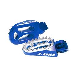 Estriberas Apico Pro-bite Yamaha YZ 85/125/250 98-18 YZ/WR 250/450 F 01-18 Gas Gas EC 97-18 Azul