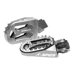 Estriberas Apico Pro-bite Yamaha YZ 85/125/250 98-18 YZ/WR 250/450 F 01-18 Gas Gas EC 97-18 Titanio