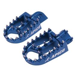 Estriberas Apico Xtreme Kawasaki KX 250 F 06-17 KX 450 F 07-17 Azul