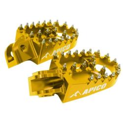 Estriberas Apico Xtreme Suzuki RMZ 250/450 10-19 Amarillo