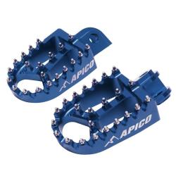 Estriberas Apico Xtreme Yamaha YZ 85/125/250 98-18 YZ/WR 250/450 F 01-18 Gas Gas 97-18 Azul